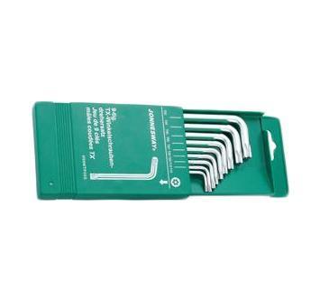 Набор шестигранных ключей Jonnesway H08mtp09s  набор торцевых шестигранных ключей jonnesway h02mh118s