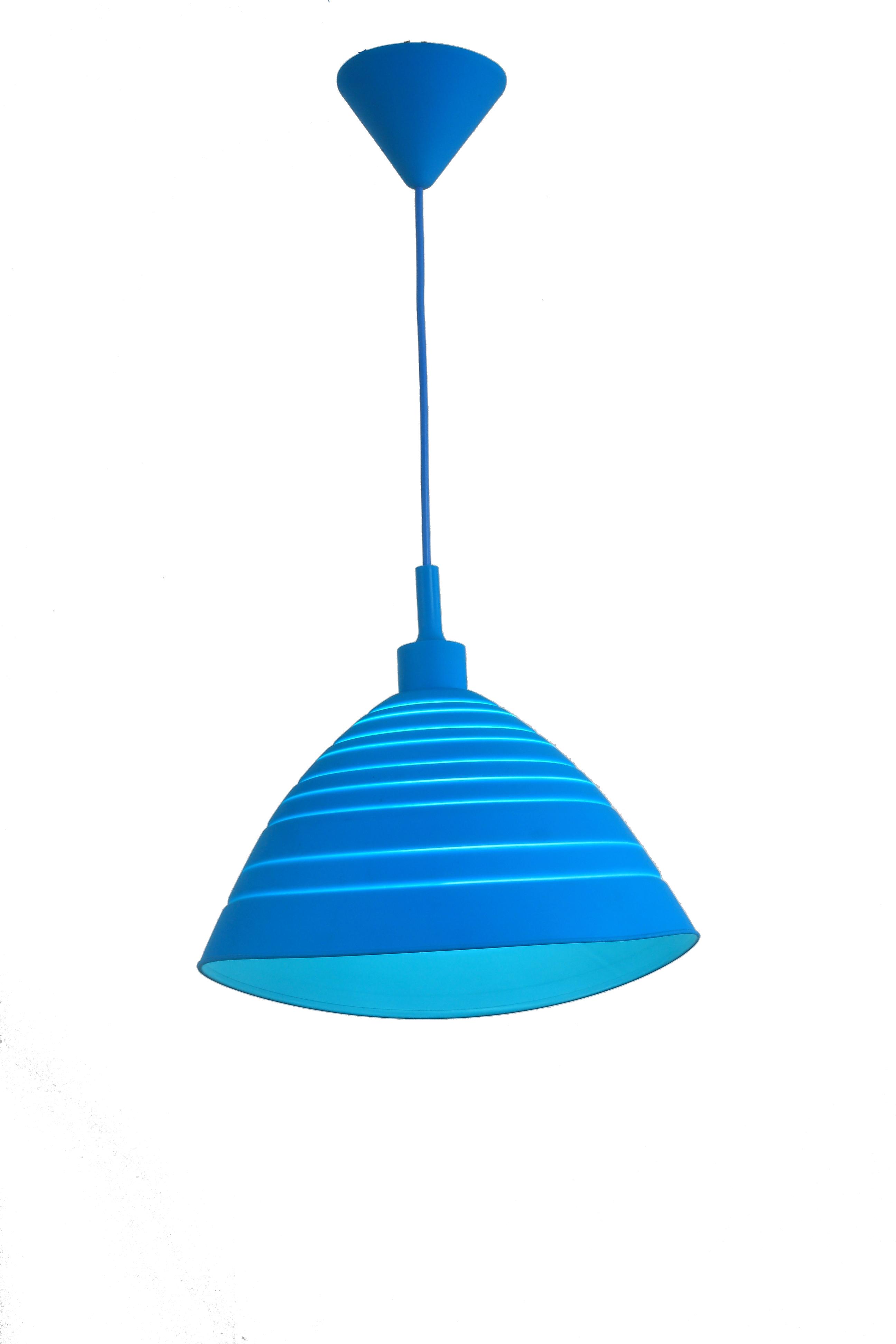 Светильник подвесной Lamplandia 176 blue