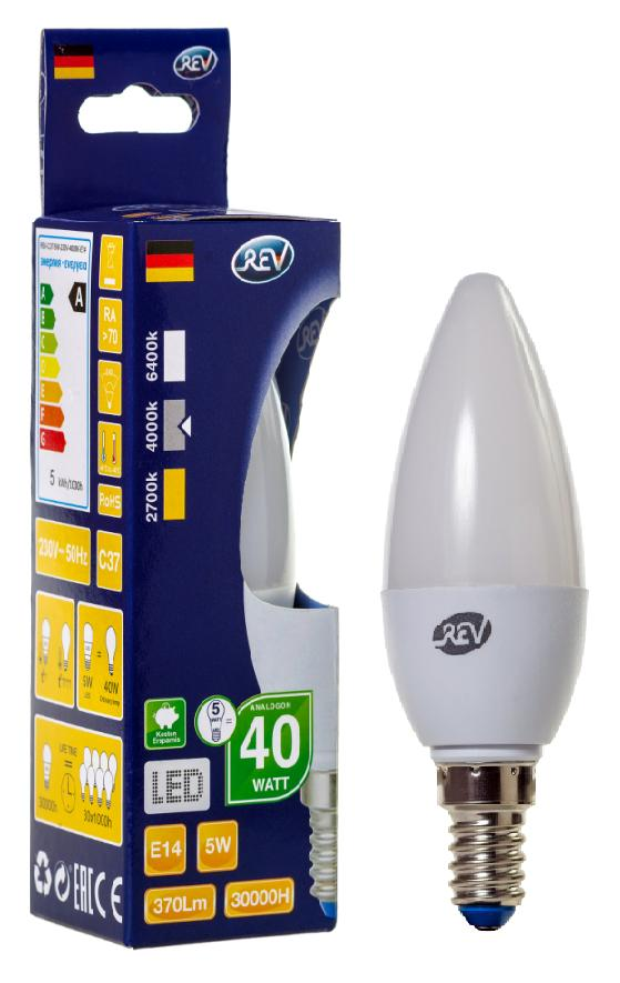 Лампа светодиодная Rev ritter 32272 6 74101 109 51 rev 05 90