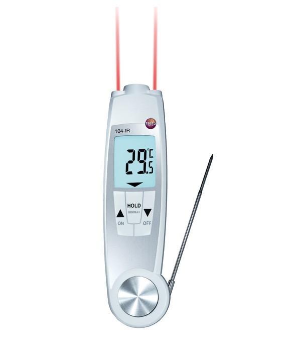 Термометр Testo 104 ir