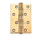 Петля ARCHIE SILLUR A010-C  100X70X3-4BB P.GOLD
