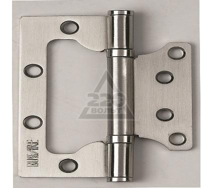 Петля дверная накладная BUSSARE B020-U 100X75X2.5-2BB-1SC