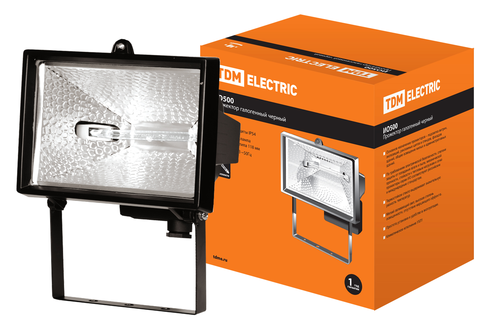 Прожектор Tdm Sq0301-0004
