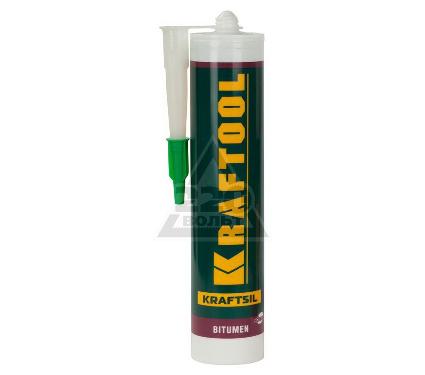 Купить Герметик битумный KRAFTOOL 41261, герметики