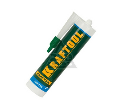Купить Герметик силиконовый KRAFTOOL 41257-2, герметики