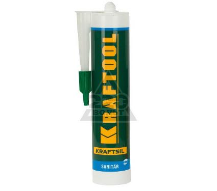 Герметик силиконовый KRAFTOOL 41255-2, герметики  - купить со скидкой