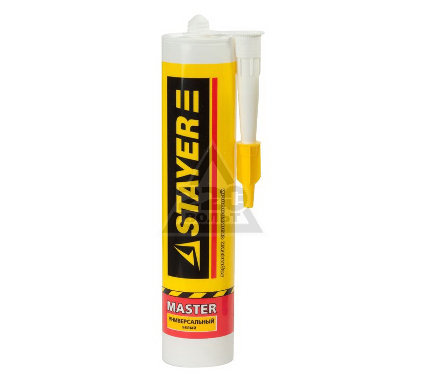 Купить Герметик силиконовый STAYER 41213-0_z01, герметики