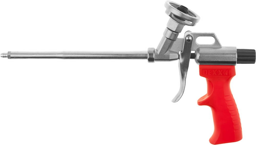 Пистолет для монтажной пены Dexx 06868