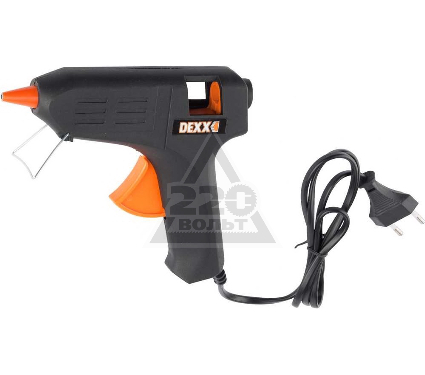 Пистолет клеевой DEXX 06803-40-11