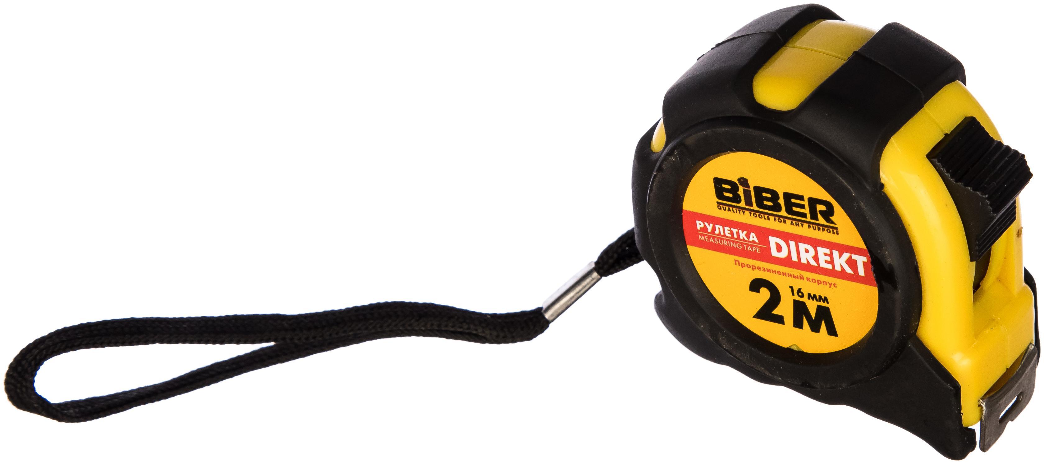 Рулетка Biber 40101