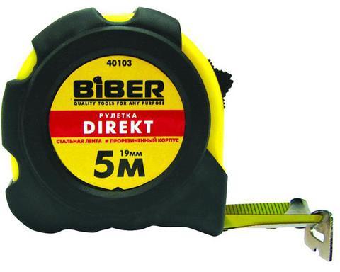 Рулетка Biber 40102
