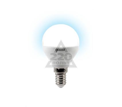 Купить Лампа светодиодная GAUSS EB105101204, лампы