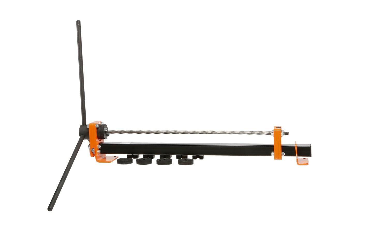 Станок ручной продольного скручивания Blacksmith M3-tr