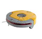 Робот-пылесос KITFORT КТ-501 (желтый)