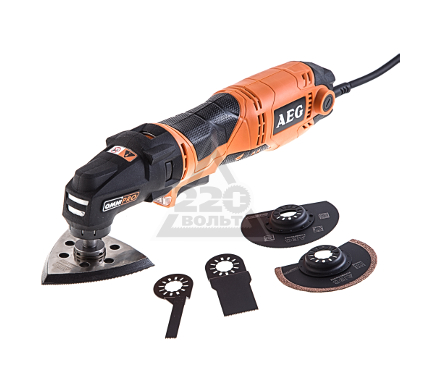 Купить Реноватор AEG OMNI 300 KIT5 (447865), инструменты многофункциональные