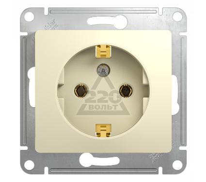 Механизм розетки SCHNEIDER ELECTRIC GSL000243 Glossa