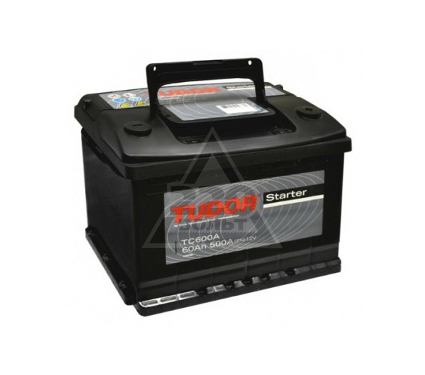 Аккумулятор TUDOR Starter TC 601 A