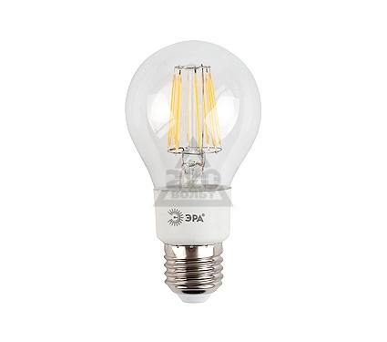 Лампа светодиодная ЭРА F-LED A60-9w-827-E27 (10/50/1200)