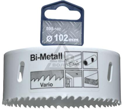 Коронка биметаллическая KWB 598-102