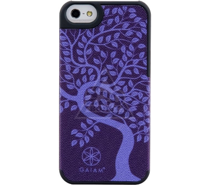 Чехол GAIAM Case Fabric Tree of Life Purple 07306