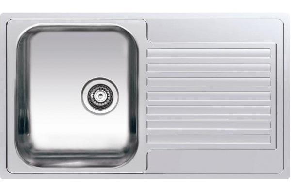 Мойка кухонная Reginox Centurio l 10 lux okg  смеситель для кухонной мойки bliss l am pm