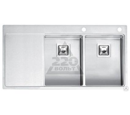 Мойка кухонная REGINOX Nevada 30x30 LUX OKG right (c/box) L