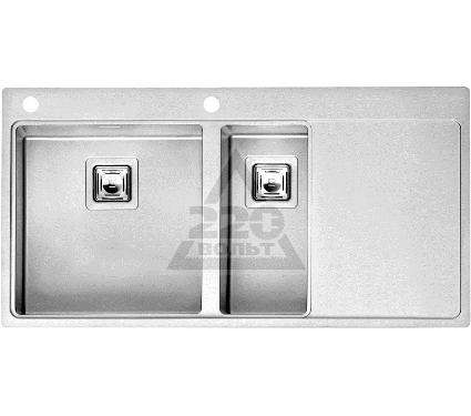 Мойка кухонная REGINOX Nevada 40x18 LUX OKG right (c/box) L