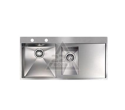 Мойка кухонная REGINOX Ontario 1.5 LUX OKG right (c/box) L