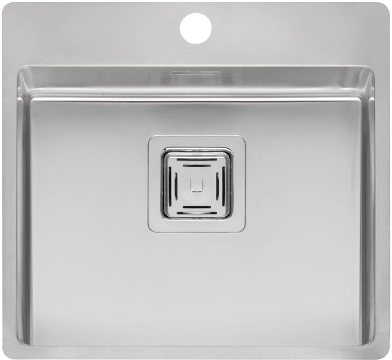 Мойка кухонная Reginox Texas reginox мойка кухоннаяreginox ohio 18x40 50x40 lux l сталь