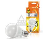 Лампа светодиодная ECOWATT A60 230В 9(75)W 2700K E27