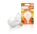 Лампа светодиодная ECOWATT P45 230В 6.2(60)W 2700K E14