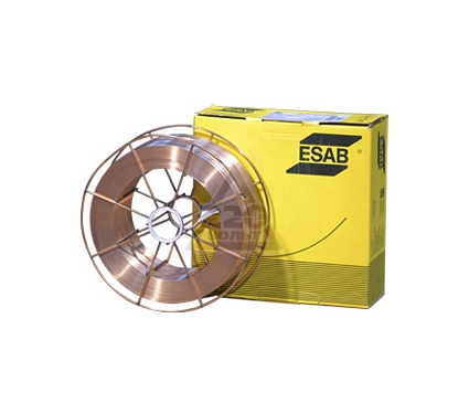 Проволока сварочная ESAB OK Autrod 12.51 ф 0,8 мм 15