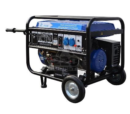 Купить Бензиновый генератор ТСС SGG 5000 EH, генераторы (электростанции)