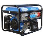 Бензиновый генератор ТСС SGG 5600 E3