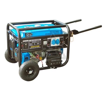 Купить Бензиновый генератор ТСС SGG 7000EH, генераторы (электростанции)