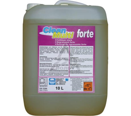 Очиститель PRAMOL CLEAN MULTI FORTE