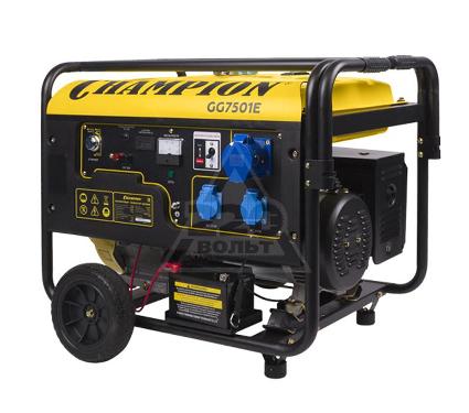 Купить Генератор CHAMPION GG7501E, генераторы (электростанции)