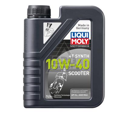 Масло моторное бензиновое LIQUI MOLY 7522