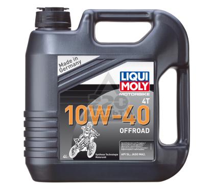Масло моторное бензиновое LIQUI MOLY 3056