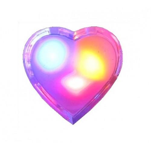 Ночник КОСМОС Сердце