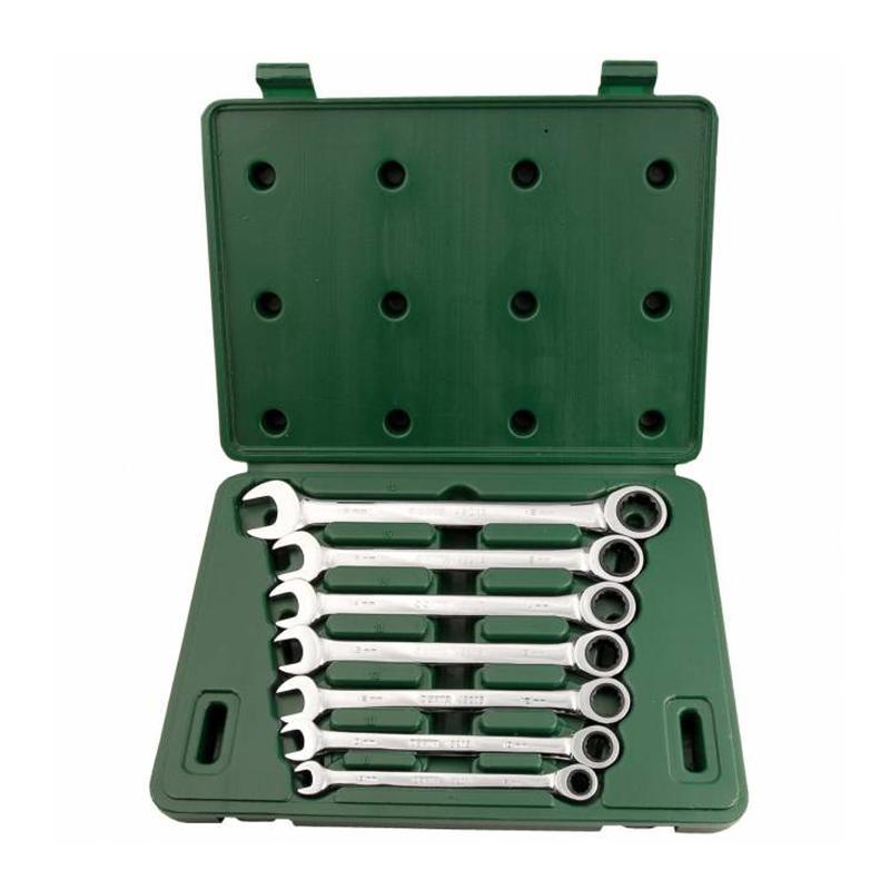 Набор ключей Sata 09024 (8 - 18 мм)