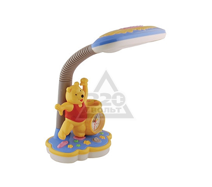 Лампа настольная HOROZ ELECTRIC HL037BLU