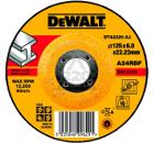 Круг зачистной DEWALT DT42320XJ