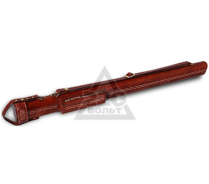 Тубус QK-S Grand Cavalry 1x1 коричневый