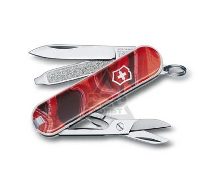 Нож-брелок VICTORINOX Classic LE 2011 ''Sunset Hills'' 0.6223.L1102