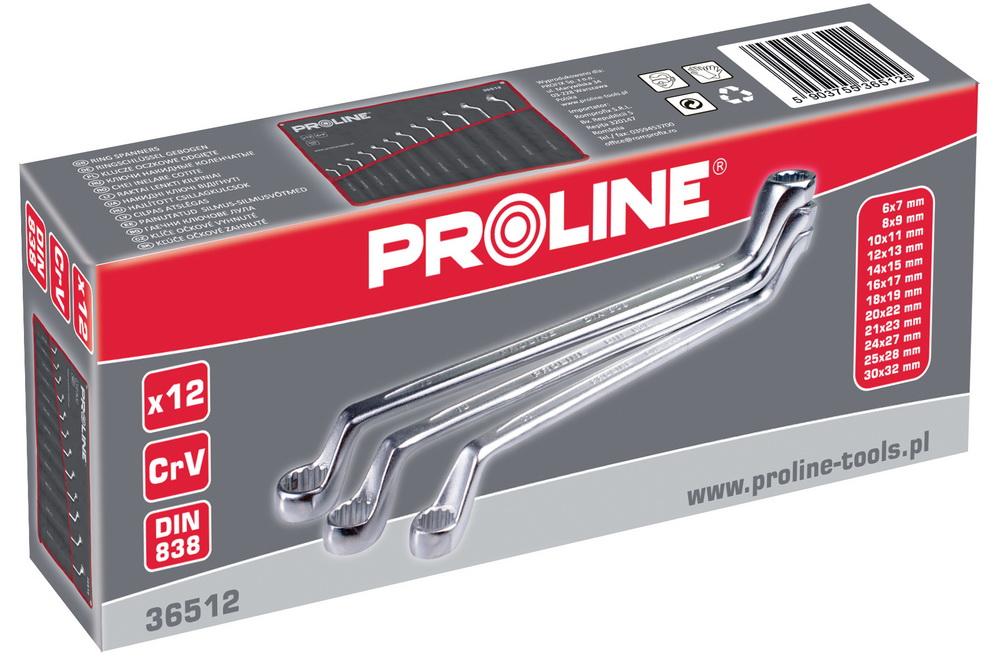 Ключ гаечный накидной Proline 36506:p (6 - 17 мм)
