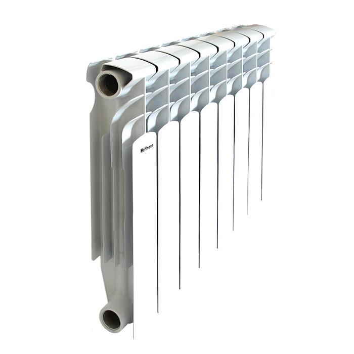 Радиатор алюминиевый Hoffmann Neckar 500/80 10 секций