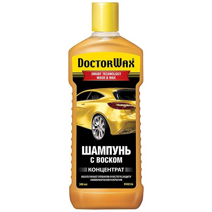 Автошампунь Doctor wax Dw8126