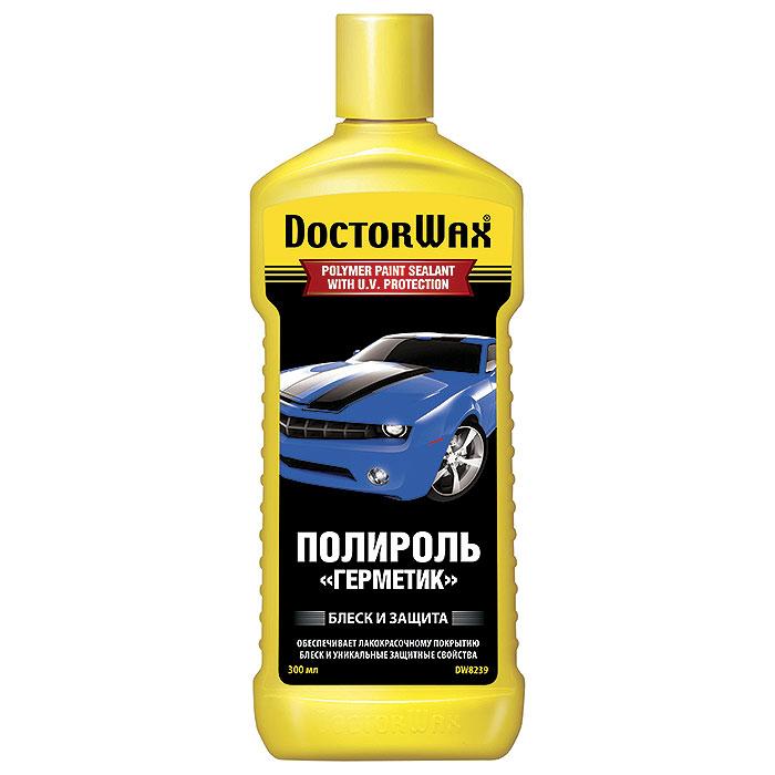Полироль Doctor wax Dw8239