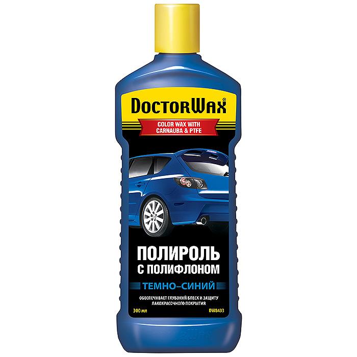 Полироль Doctor wax Dw8433